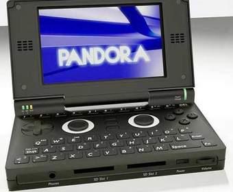 Игровая Linux-приставка Pandora доступна для предзаказа