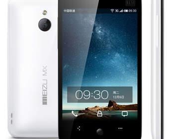 Смартфон Meizu MX: сейчас уже и с четырьмя ядрами
