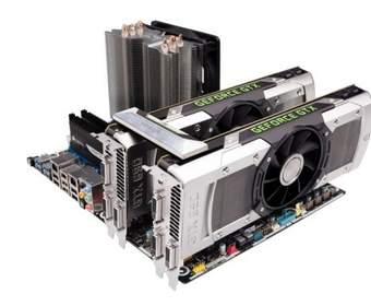Скоро в продаже графические видеокарты NVIDIA GeForce GTX 690