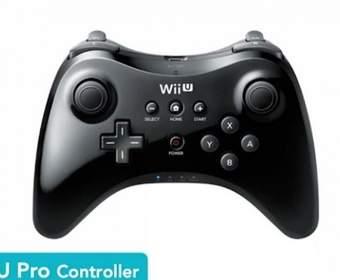 Nintendo показала окончательную версию контроллера Wii U