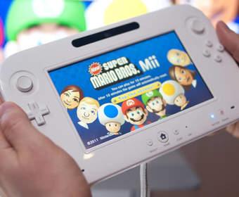 Игровая консоль Nintendo Wii U будет иметь облачное хранилище