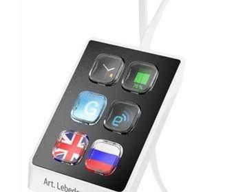 Optimus Mini Six это дополнение к вашей клавиатуре с кнопками-дисплеями