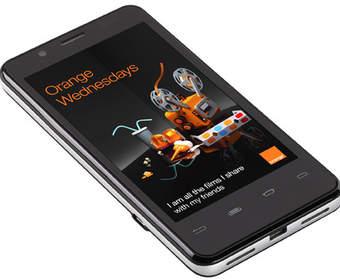 MWC 2012: первый в Европе смартфон от Intel и Orange на платформе Medfield