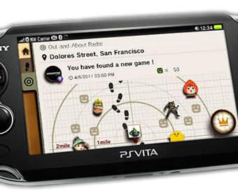 Украинские цены на игровую приставку Sony PS Vita