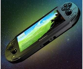 Sony может сделать приставку PS Vita тоньше