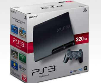 Новая PS3 Slim от Sony представлена в Японии