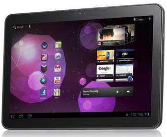 Беглый обзор Android-планшета Samsung Galaxy Tab 10.1