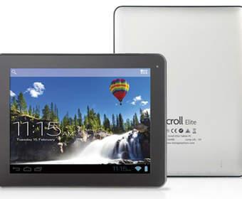 Storage Options заключает планшеты Scroll Engage и Scroll Elite в алюминиевые корпуса