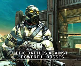 Обзор игры для iPad: Shadowgun