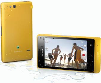 Обзор водозащищенного Android-смартфона Sony XPERIA Go