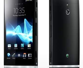 Обзор Sony Xperia P и Xperia U