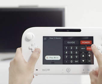 Nintendo планировала отказ от планшетного экрана в Wii U GamePad