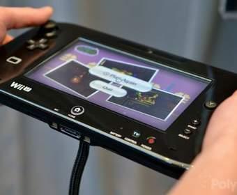 Игры для Wii U с поддержкой двух GamePad не выйдут в момент запуска
