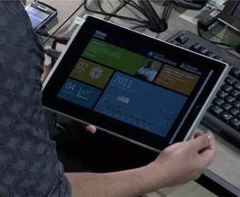Microsoft Windows 8 так же и на планшетах