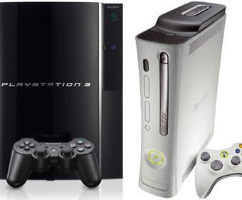 Сравнение Xbox 360 и Sony PlayStation 3