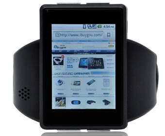Z1 Smart: смартфон как наручные часы