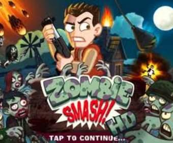 Обзор игры для iPad: Zombie Smash HD