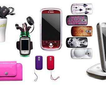 Популярные виды аксессуаров для мобильного телефона
