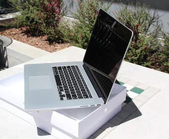 Обзор ноутбука Apple MacBook Pro с Retina-экраном