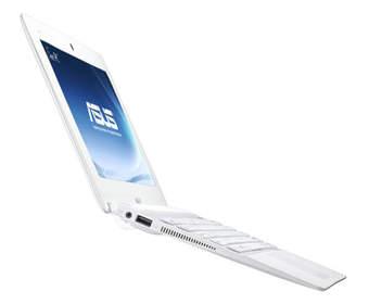 Asus Eee PC X101 (MeeGo Netbook), тонкий, как Apple MacBook Air