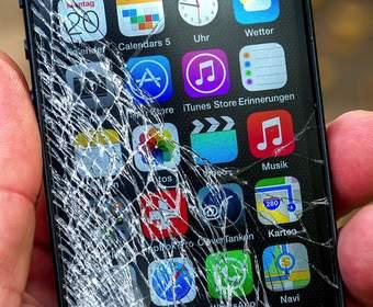 Повреждение стекла на смартфоне – популярная поломка, которая подлежит ремонту