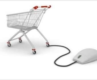 Покупки через Интернет становятся более популярными