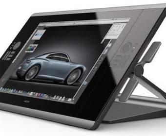 Графический планшет для профи Wacom Cintiq 24HD