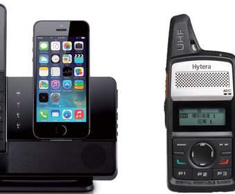 Рация VS Мобильный телефон: когда мобильная связь проигрывает