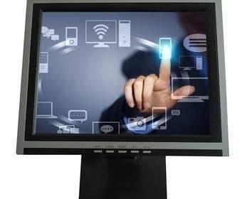 Как выбрать сенсорный монитор?