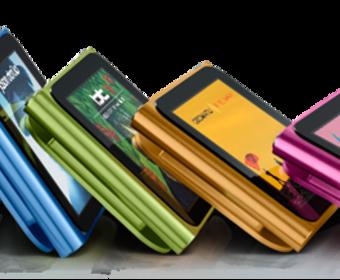 iPod nano 6g - эволюция в мире mp3-плееров