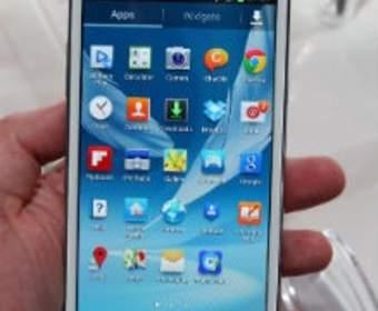 Третье поколение Samsung Galaxy Note выйдет в двух модификациях