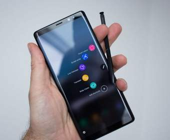 стилус S Pen для Samsung Galaxy Note 9 получит Bluetooth-модуль