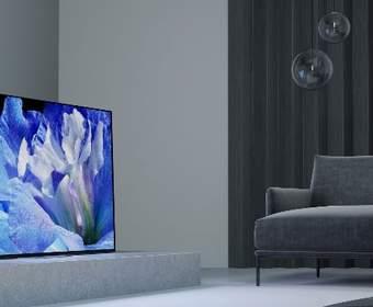 Телевизоры 4K Sony 2018 сосредоточены на OLED, HDR и Android