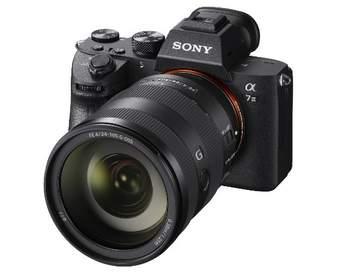 Камера Sony A7 III стоимостью 2000 долларов добавляет 4K видео