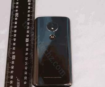 Изображение Motorola Moto G6 Play просочилось в сеть