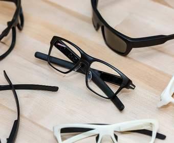 Intel представляет смарт-очки, которые вы, возможно, захотите носить