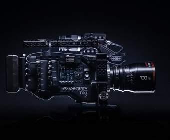 Последняя камера Panavision имеет 8K RED-датчик