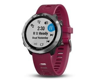 Последние часы Garmin могут воспроизводить музыку во время вашей пробежки