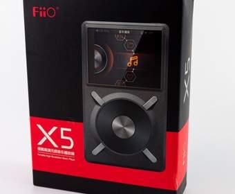 Обзор Fiio X5 — новый HiFi-плеер известной компании