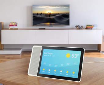Lenovo представляет цифрового помощника Smart Display со встроенным интерфейсом Google Assistant