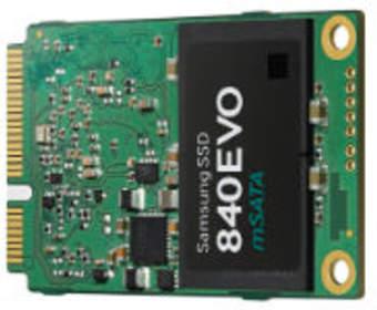 Samsung анонсировала первый терабайтный SSD-накопитель mSATA