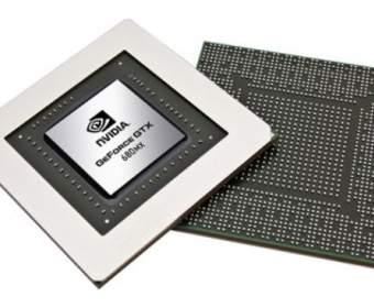 NVIDIA анонсировала самые мощные мобильные графические процессоры