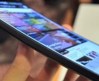 Слухи: изогнутый смартфон LG G Flex появится на международном рынке в декабре