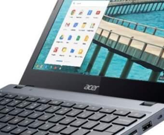 Acer представила Chromebook за $200