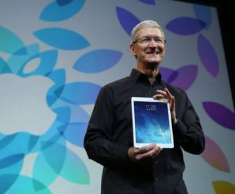 Apple задерживает выход 12-дюймового iPad Pro до сентября
