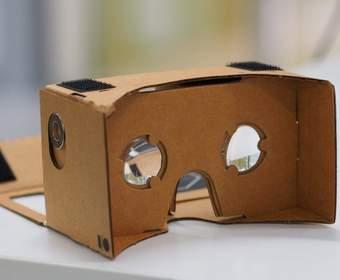 Google разрабатывает собственную гарнитуру виртуальной реальности