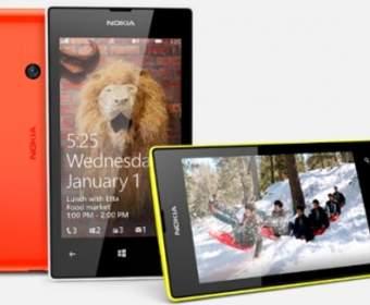 Nokia представила преемника Lumia 520 — модель Lumia 525