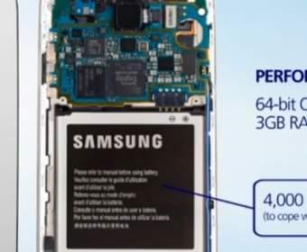 Представлен изогнутый концепт алюминиевого Samsung Galaxy S5(видео)