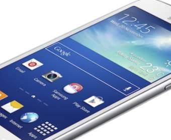 Samsung представила смартфон Galaxy Grand 2