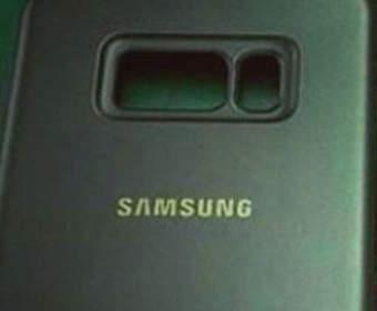 Чехлы для Samsung Galaxy S8 и Galaxy S8 Plus подтверждают размещение датчика отпечатков пальцев?